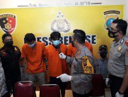 Polsek Patumbak Amankan 40 Kg Ganja dan 3 Orang Tersangka Ditangkap