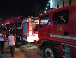 Kios Gas Meledak Di Jalan Perjuangan, Pemilik Dirawat Di RS Tere Margaret