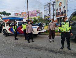 Hari ke 5 Ramadhan,Polres Sergai Kembali Amankan Puluhan Kendaraan di Asmara Subuh