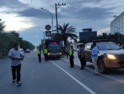 Antisipasi Tawuran Remaja, Polresta Deli Serdang laksanakan Patroli Subuh
