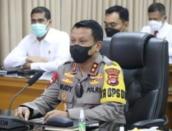 Launching Website SP2HP Online, Kapolda Banten : Untuk Memudahkan Layanan Masyarakat