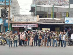 PKN Medan Marelan Lakukan Pembagian Takjil Kepada Masyarakat
