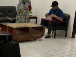 Hampir 2 Tahun Diburon, Terpidana Syafaruddin Harahap Gelar Baginda Panusunan Akhirnya Ditangkap saat Bersidang Di PN P. Sidimpuan