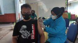 Targetkan Herd Immunity RSAU dr. Siswanto Lanud Smo Lanjutkan Vaksinasi Tahap Kedua