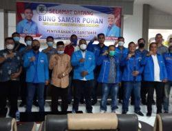 KNPI Sumut, Serahkan SK Caretaker DPD KNPI Kota Tanjungbalai