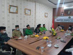 Jalin Silaturahmi Dengan Kemenag, PD Al-Jam'iyatul Washliyah Sergai Resmi Miliki SK