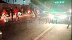 Hendak Menyalip, Joki Roadrace Tewas Kecelakaan