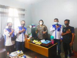 PMKM Prima Indonesia DPC Kota Medan Silaturahmi Ke Polsek Medan Area