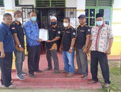 Ketua Pujakesuma Kecamatan Rantau Utara Dampingi Suwanto Silaturahmi Ke Kantor Lurah Padang Bulan