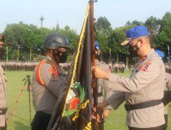 Kasetukpa Lemdiklat Polri Brigjen Pol Mardiaz Kusin Dwihananto, SIK., M.Hum Lantik Perangkat Resimen Korps PAG Wira Mavendra Harjuna