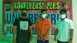 Pelaku Pencurian Mobil Di Jalan Jamin Ginting Medan Ditangkap Di Langkat