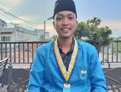 Hasil Konfercab, Dicky Erianda Saragih Memimpin Nahkoda PC PMII Asahan 2021-2022