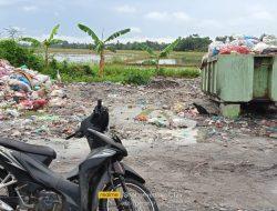 Soal Sampah Sebarkan Aroma Busuk di Pasar Pagi Pekan Sialang Buah Warga Sekitar Minta Dinas LH Sergai Tegas