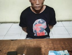 Satresnarkoba Polres Simalungun Tangkap Bandar Shabu Di Simpang Mayat